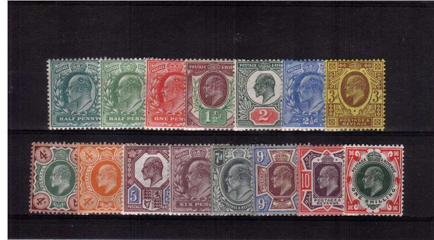 view larger image for SG 215-314 (1902) - Edward 7th<br/>