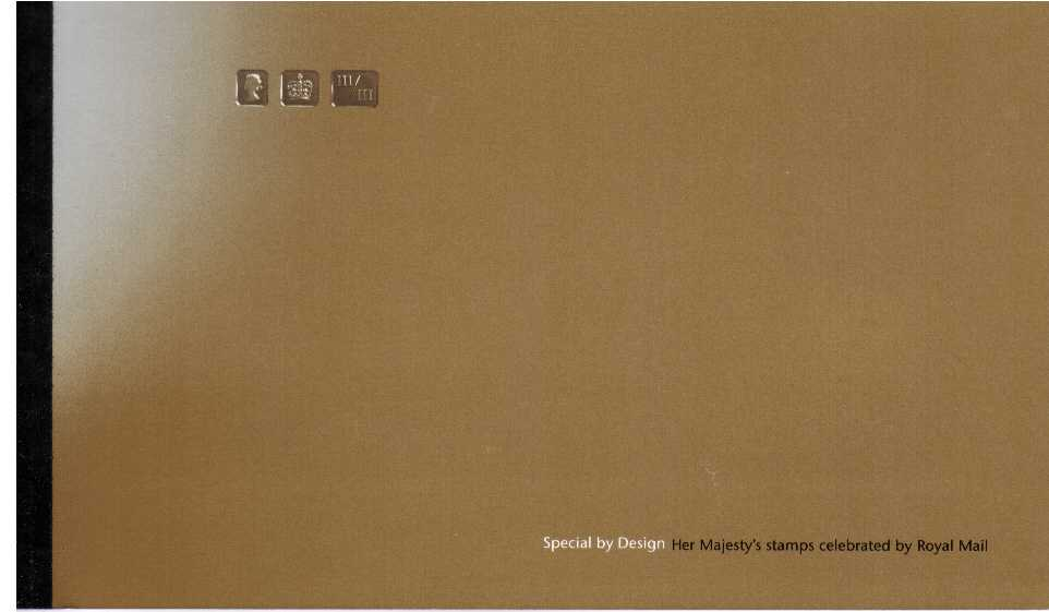 British Stamps Prestige Booklets Item: view larger image for SG DX24 (2000) - �7.50 - 'Special by Design'