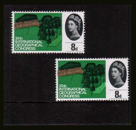 view more details for stamp with SG number SG 653var