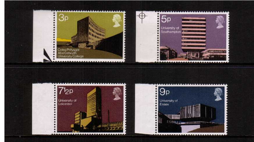 view more details for stamp with SG number SG 890Ey-893Ey