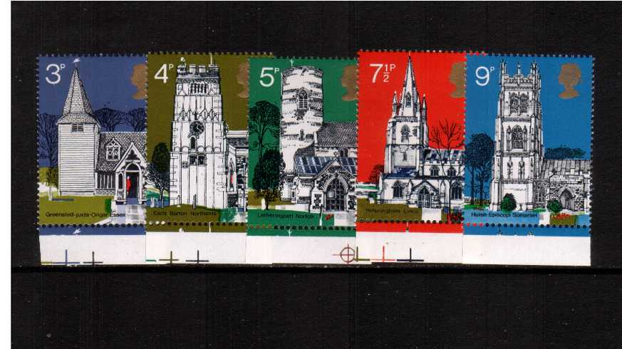 view more details for stamp with SG number SG 904Ey-908Ey
