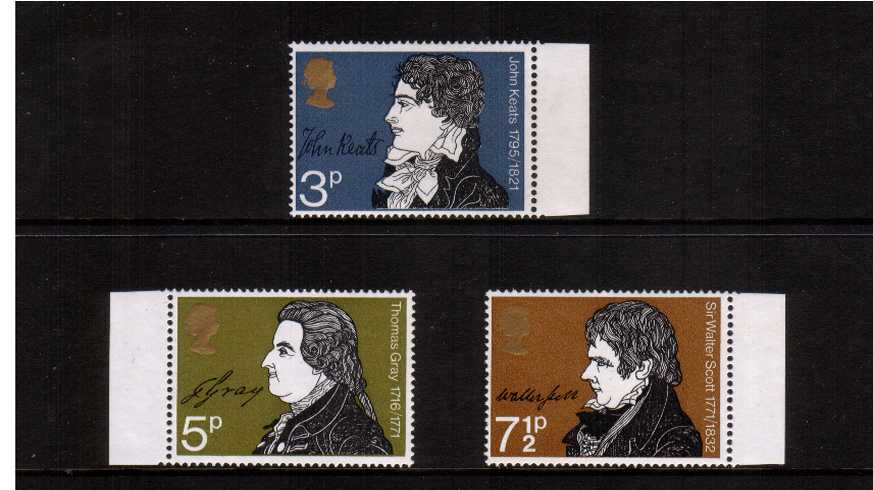 view more details for stamp with SG number SG 884Ey-886Ey