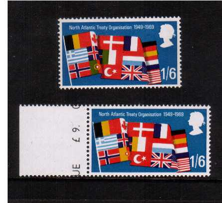 view more details for stamp with SG number SG 794Eya