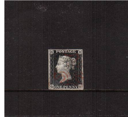 view more details for stamp with SG number SG 2