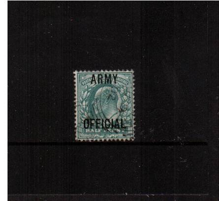 view larger image for SG O48 (1902) - <b>ARMY OFFICIAL</b><br/>
