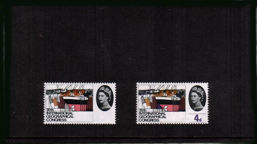 view more details for stamp with SG number SG 652a