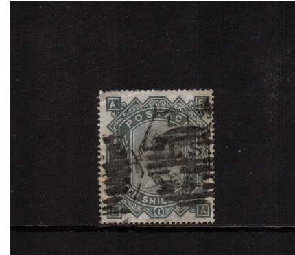 Treasure Chest British Stamps Item - SG 128 - Queen Victoria