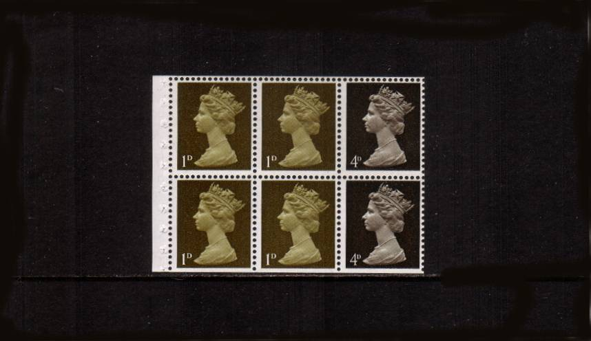 view more details for stamp with SG number SG 725Ley