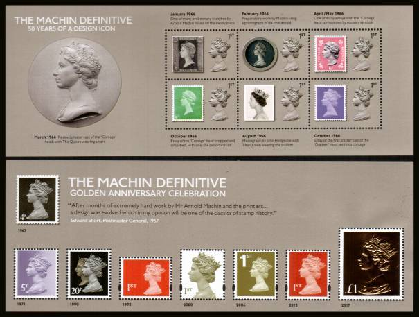 view larger image for SG MS tba (5 June 2017) - The Machin Definitive