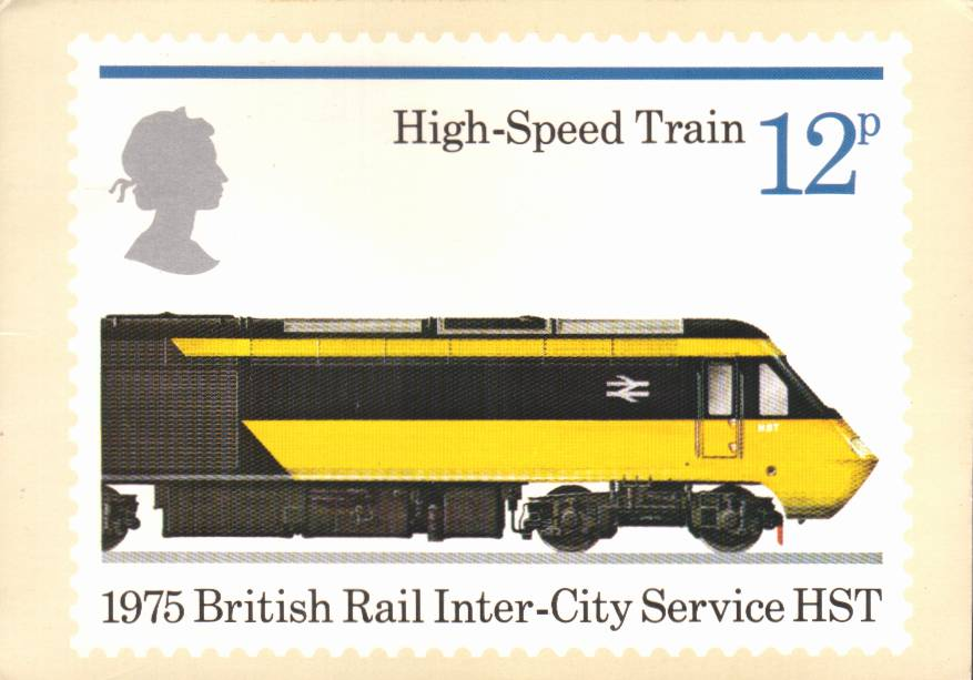 view larger image for PHQ No.12 (1975) - Trains<br/>