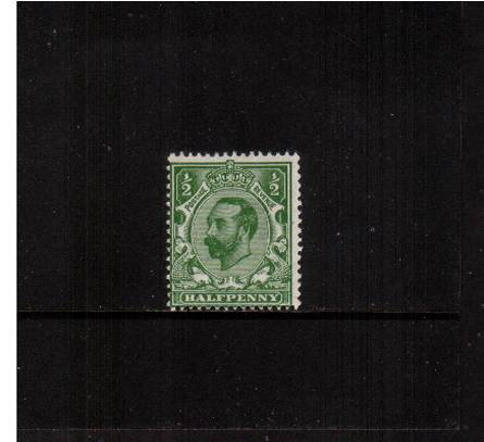 view larger image for SG 322 (1912) - �d Green - Die A - Watermark Crown