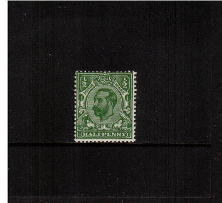 view larger image for SG 325 (1912) - �d Bright Green - Die B - Watermark Crown<br/>