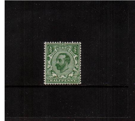 view larger image for SG 323 (1912) - �d Bluish-Green - Die A - Watermark Crown<br/>