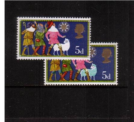 view more details for stamp with SG number SG 813a