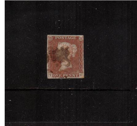 view larger image for SG 8 (1841) - 1d Red<br/>
