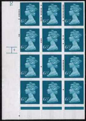 view more details for stamp with SG number SG X872var