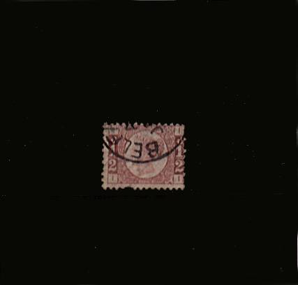 view larger image for SG 48 (1870) - �d Rose-Red from Plate 14<br/>