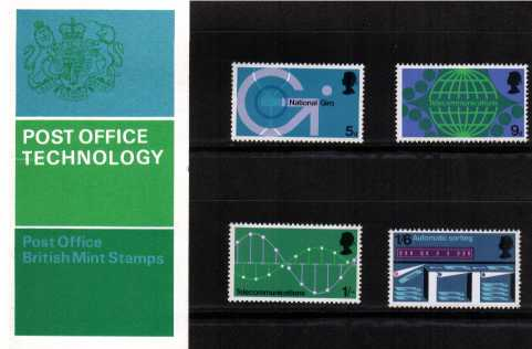 Stamp Image: view larger back view image for Post Office Technology