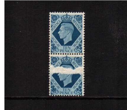 View British Stamp Random Selection: SG 474var - 1939