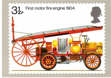 view larger image for PHQ No.6 (1974) - Fire Engine<br/>Single