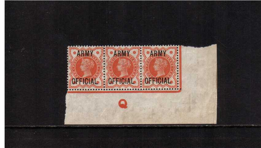 view larger image for SG O41 (1896) - <b>ARMY OFFICIAL</b><br/>