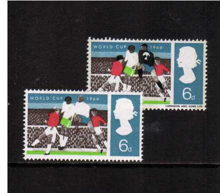 view more details for stamp with SG number SG 694a