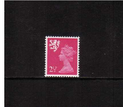 view larger image for SG S14Eg (1972) - 2½d Bright Magenta - Gum Arabic