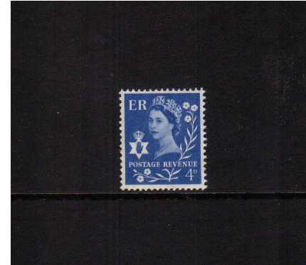 view larger image for SG NI2 (1966) - 4d Ultramarine