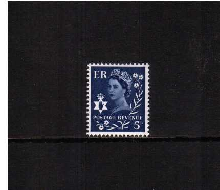view larger image for SG NI10 (1968) - 5d Royal Blue
