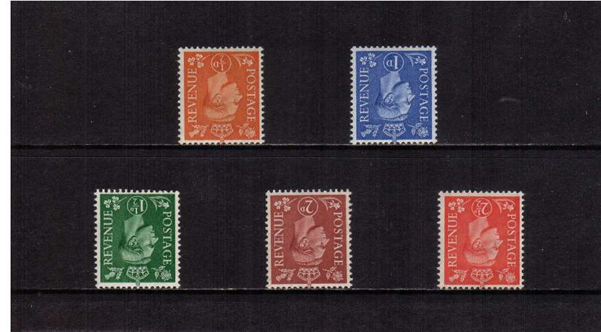 view larger image for SG 503Wi-507Wi (1950) - George 6th<br/>