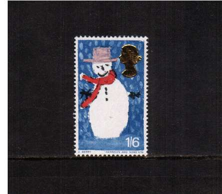 view larger image for SG 714 (1966) - 1/6d Christmas <br