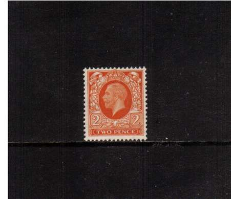 view larger image for SG 442 (1934) - 2d Orange